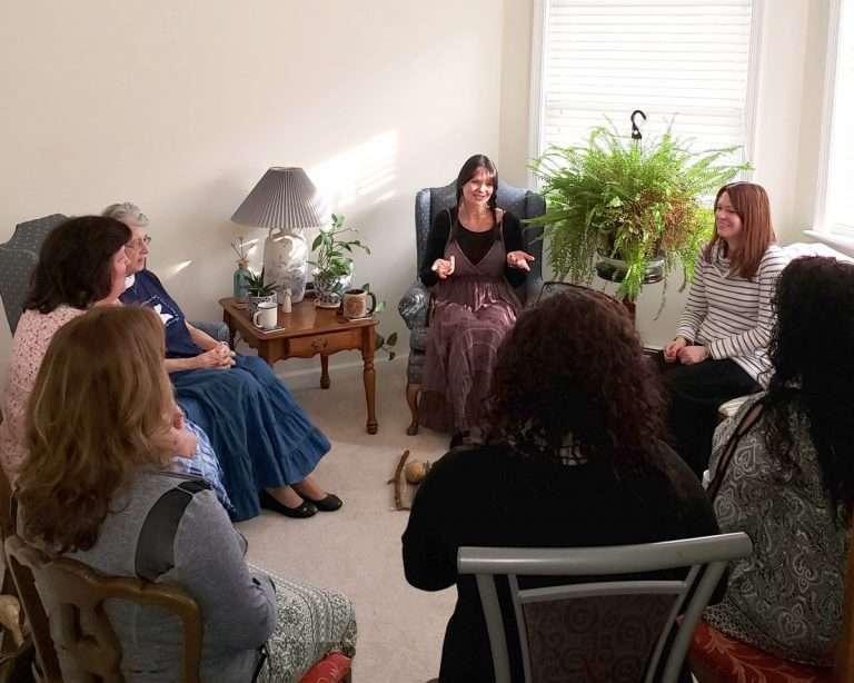 Chris Flood-Gutierrez Women's Ways Circles in New Jersey